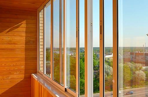 Застеклить балкон щелково внешняя отделка балконов цены